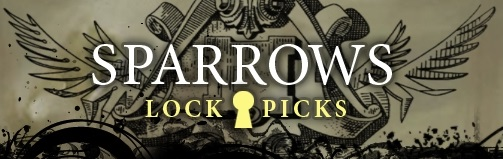Sparrow Lock Picks
